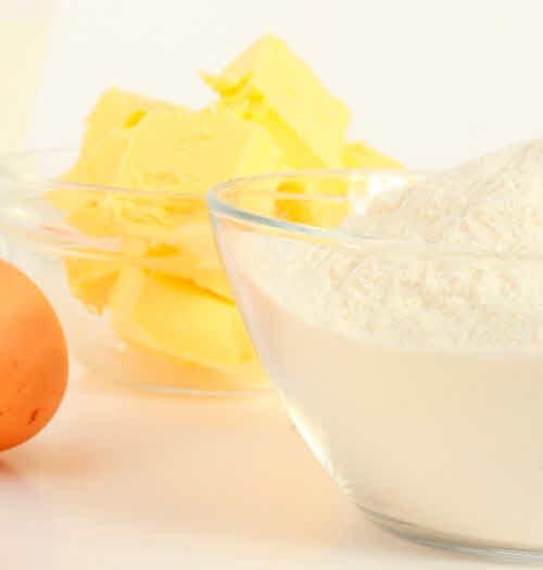 Franklin Farms East productos lacteos ingredientes