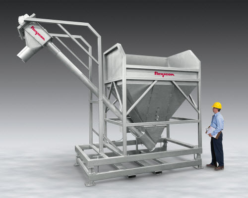 Transportador Granel Flexicon