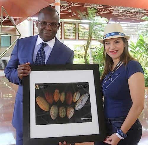 cacao venezuela conferencia mundial mejor mundo