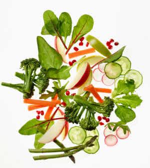 envasado vertical verduras