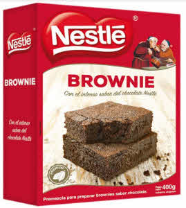 brownie nestle