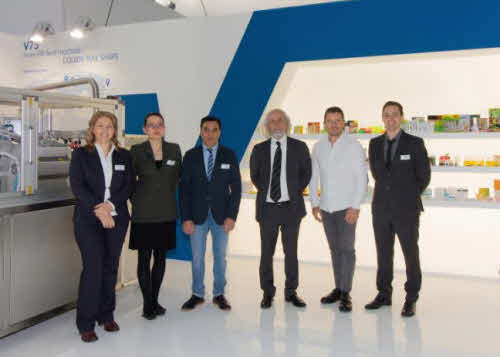 valmatic equipo Interpack