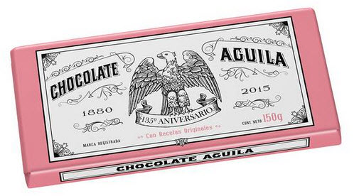 Aguila cholate 1880