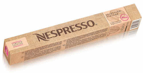 seleccion 2014 cafe nespresso