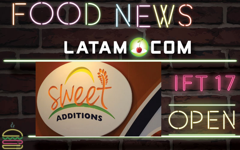 Sweet Additions en #IFT17 Las Vegas
