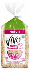 vivo muesli cereal